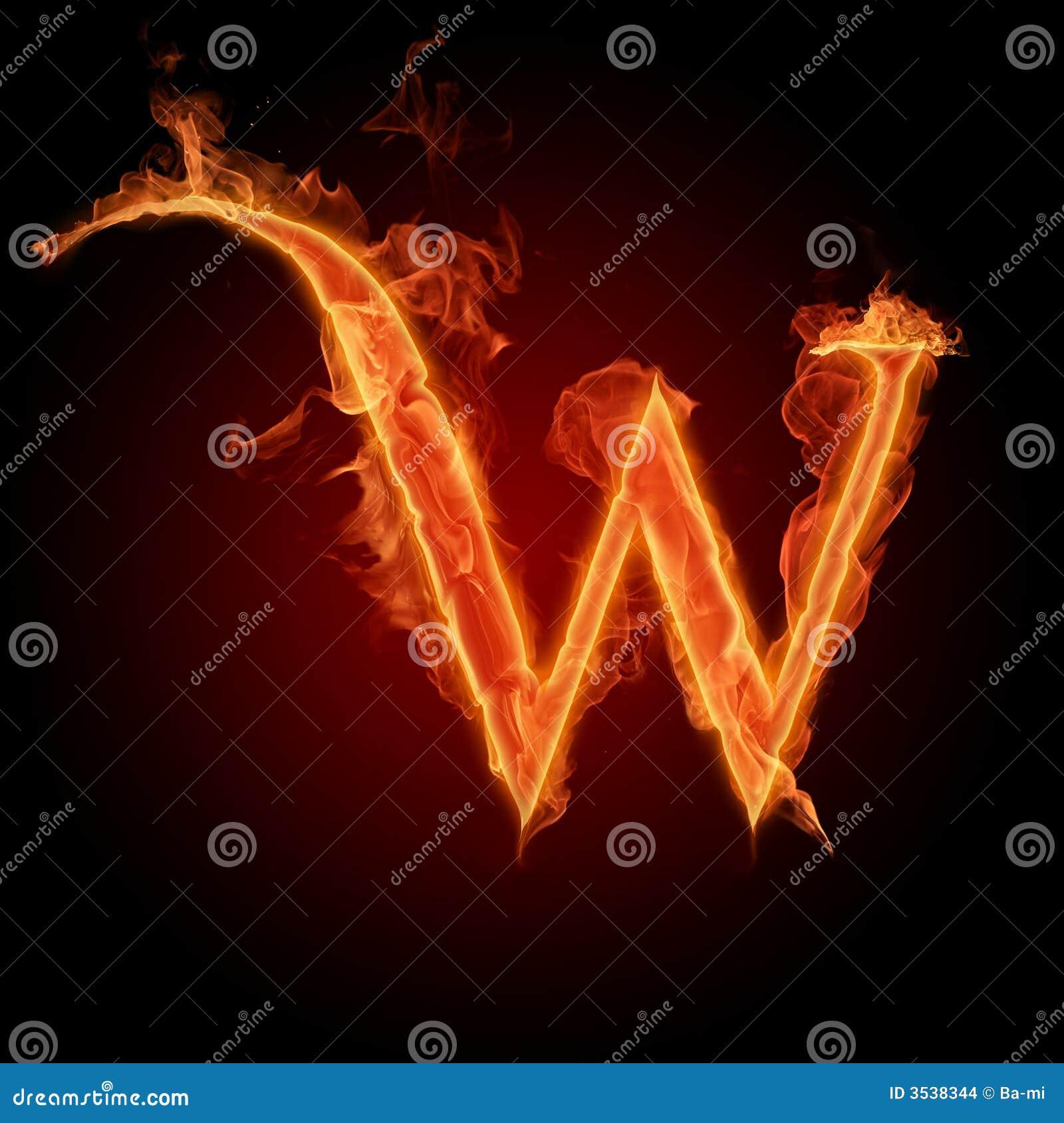 火热的字体