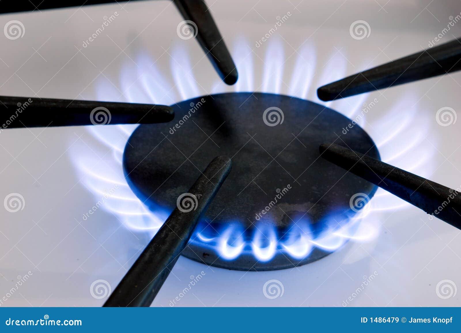 火焰煤气炉