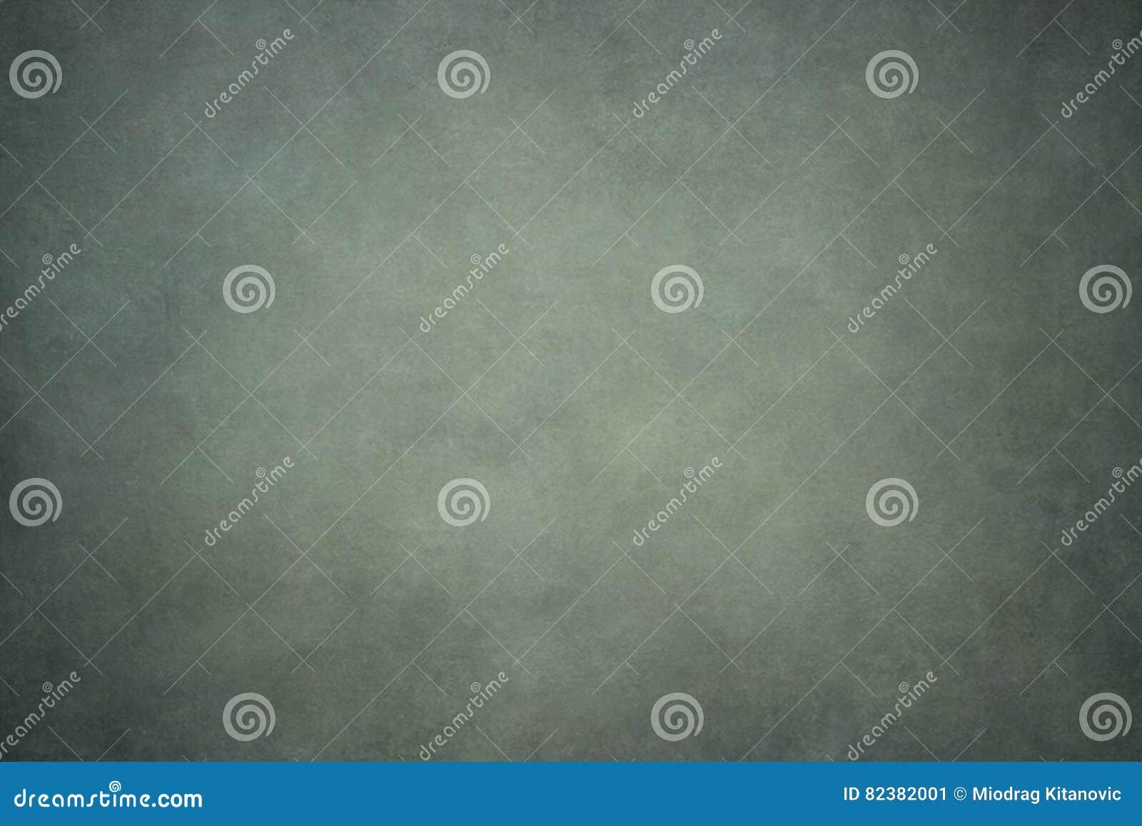 灰色绿色被绘的帆布或平纹细布背景