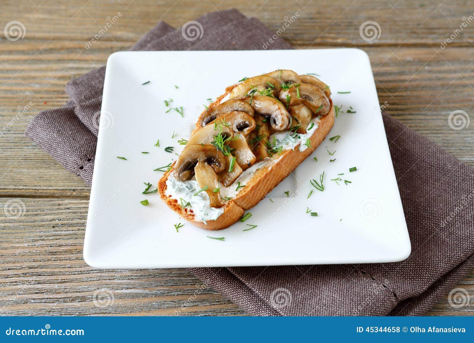 点心用蘑菇