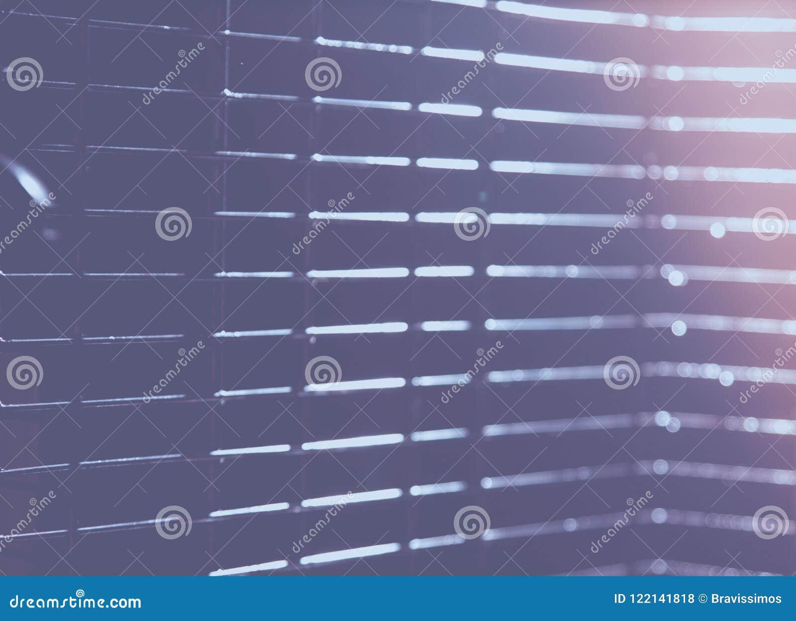 点燃数字式透镜火光强光,窗帘的城市抽象蓝色迷离点燃背景