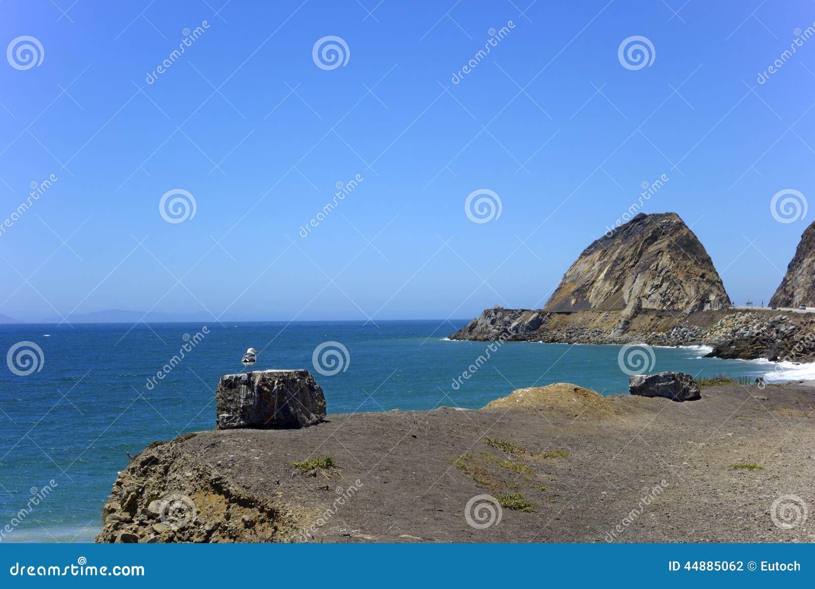 点Mugu和海峡群岛,加州