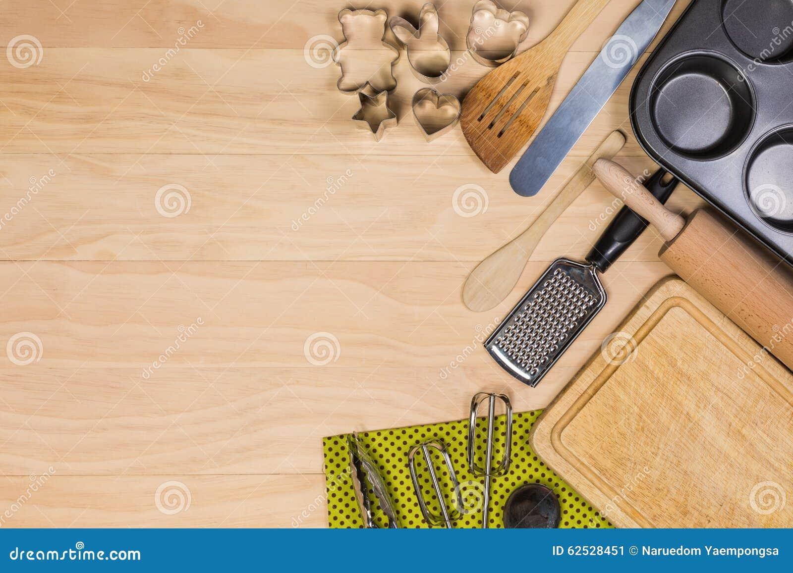 烘烤和酥皮点心工具