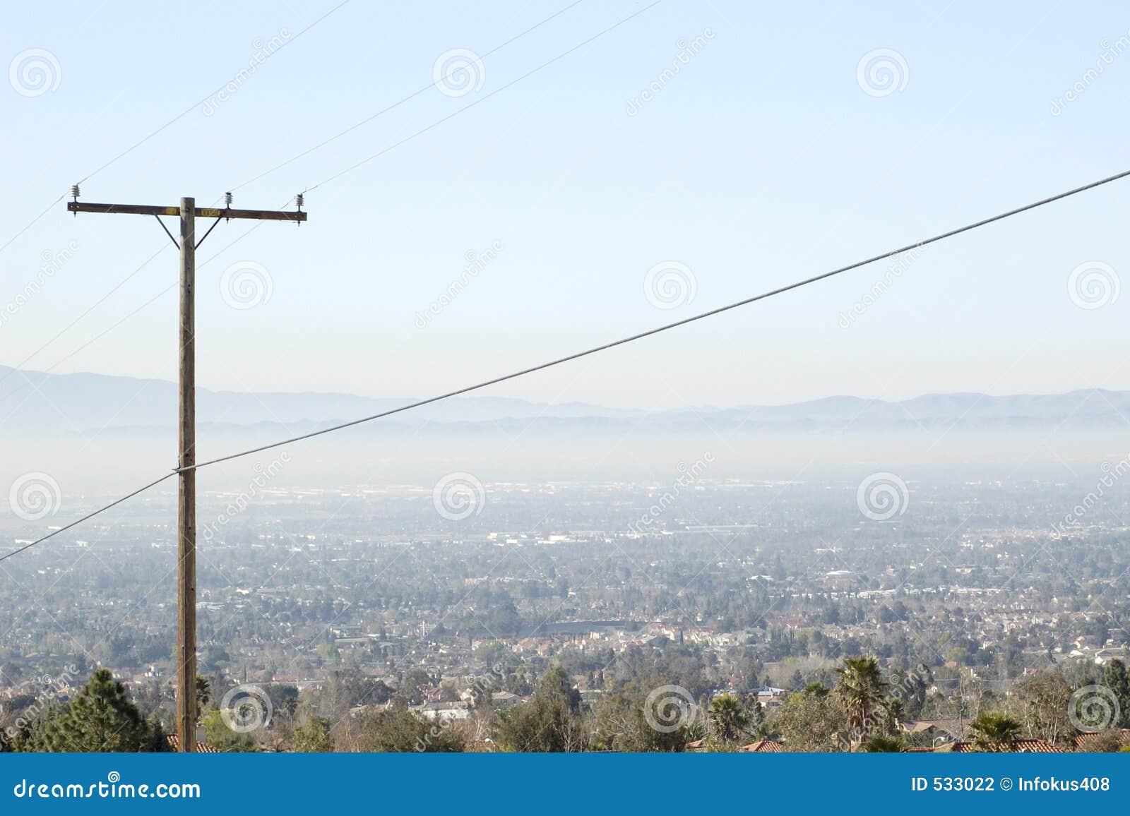 Download 烟雾城镇 库存照片. 图片 包括有 航空, 危险等级, 背包, 阴霾, 臭氧, 危害, 墙纸, 视图, 生活 - 533022