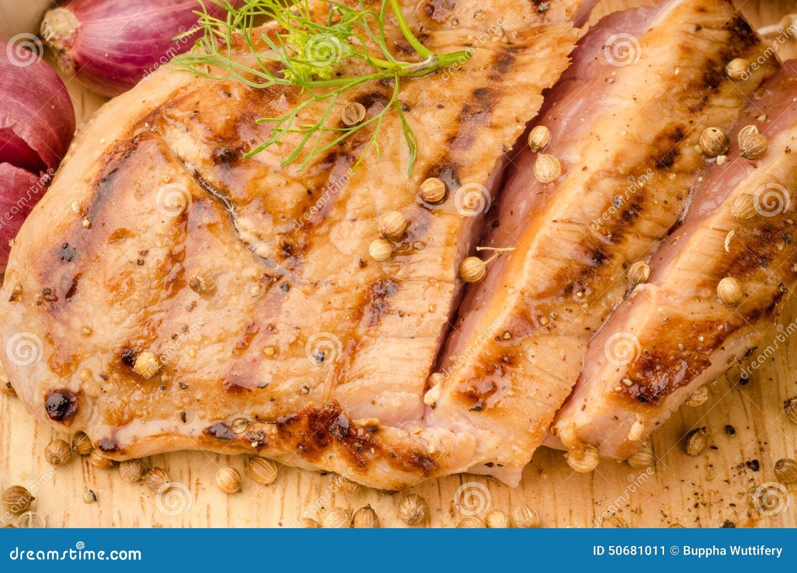 Download 烤牛排 库存图片. 图片 包括有 新鲜, 有机, 肥胖, 春天, 烹调, 蔬菜, 草本, 成份, 香菜, 猪肉 - 50681011