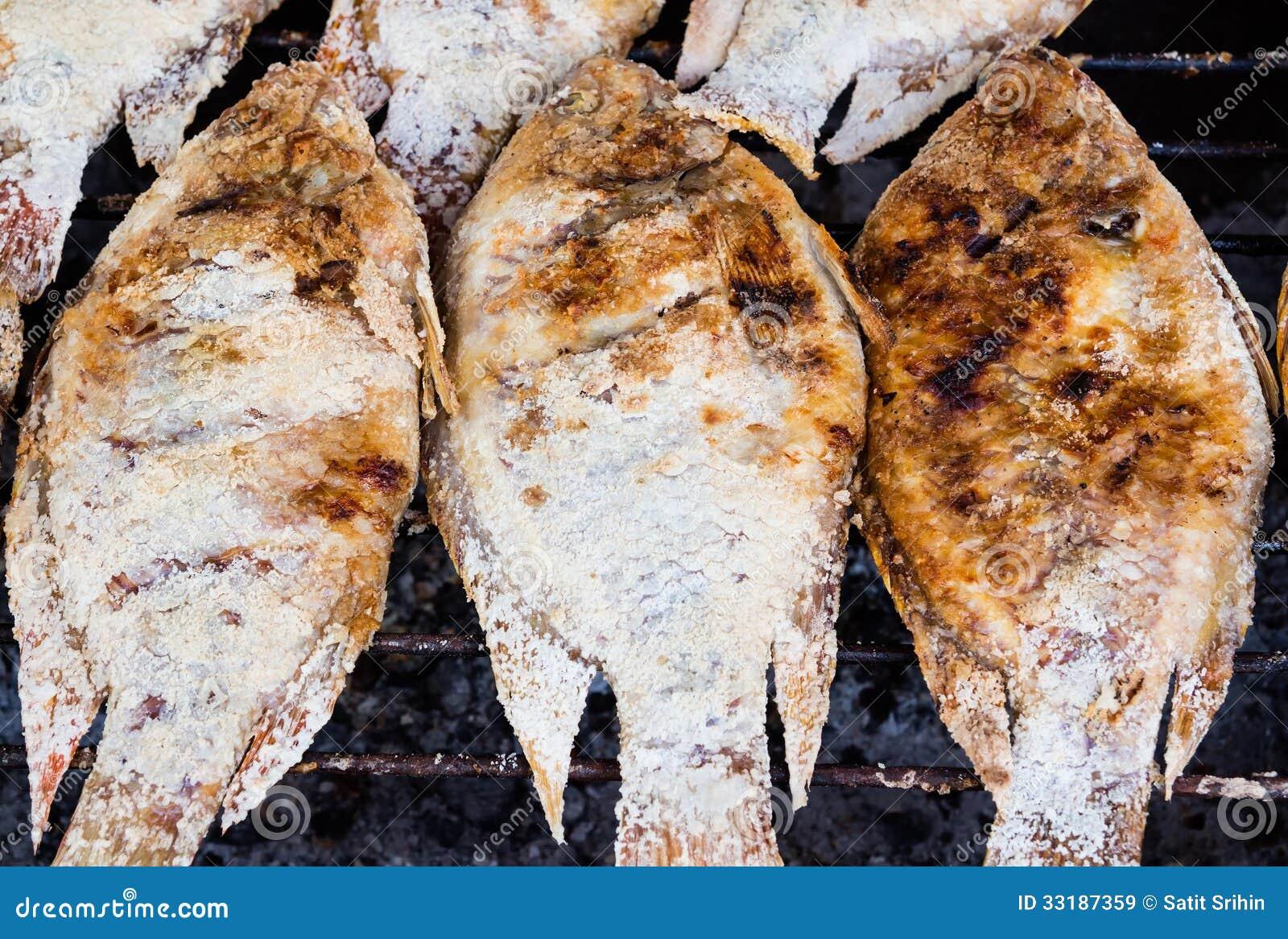烤罗非鱼鱼成都树袋熊家政服务有限公司图片