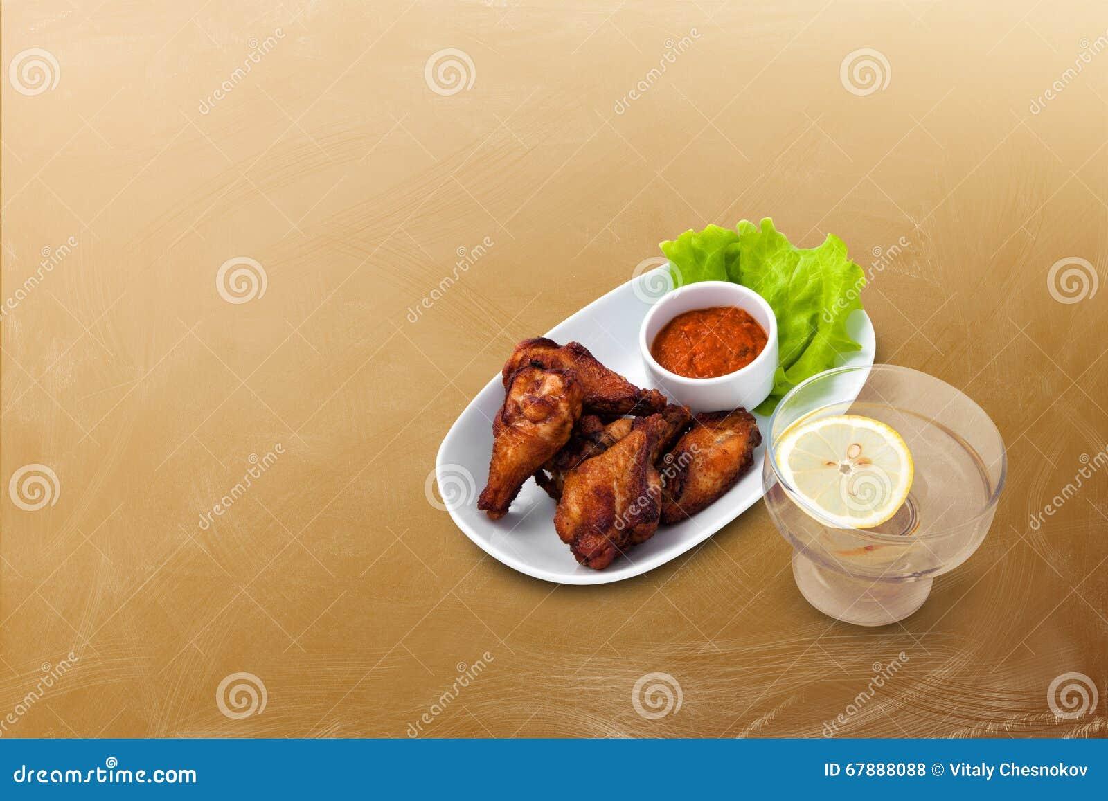 烤鸡腿用调味汁