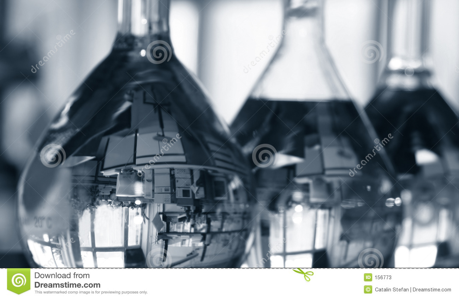 烧瓶实验室