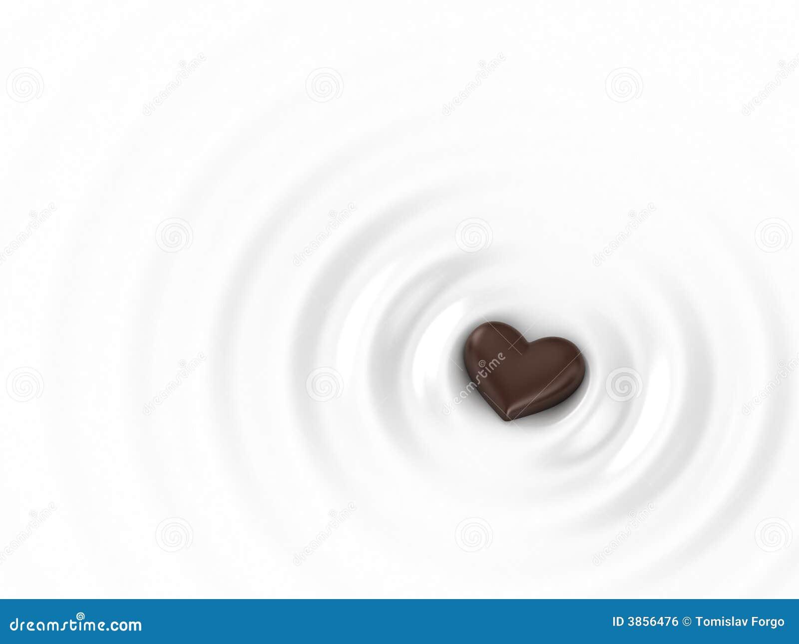 热的巧克力