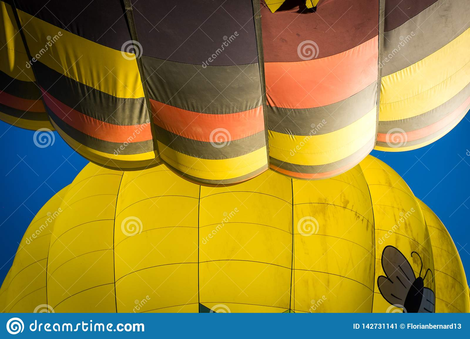 热空气气球纳帕谷