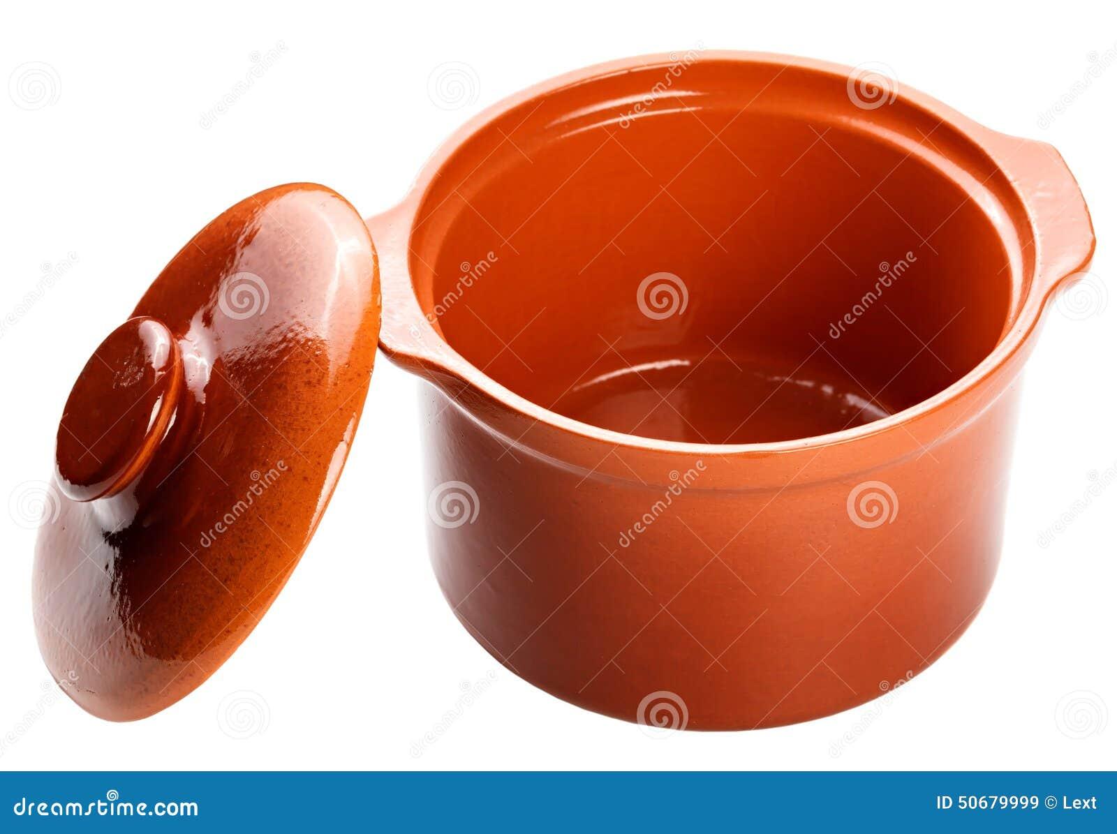 Download 烹调的泥罐 库存图片. 图片 包括有 简单, 厨房, 碗筷, 空白, 手工制造, 烹调, 粗陶器, browne - 50679999
