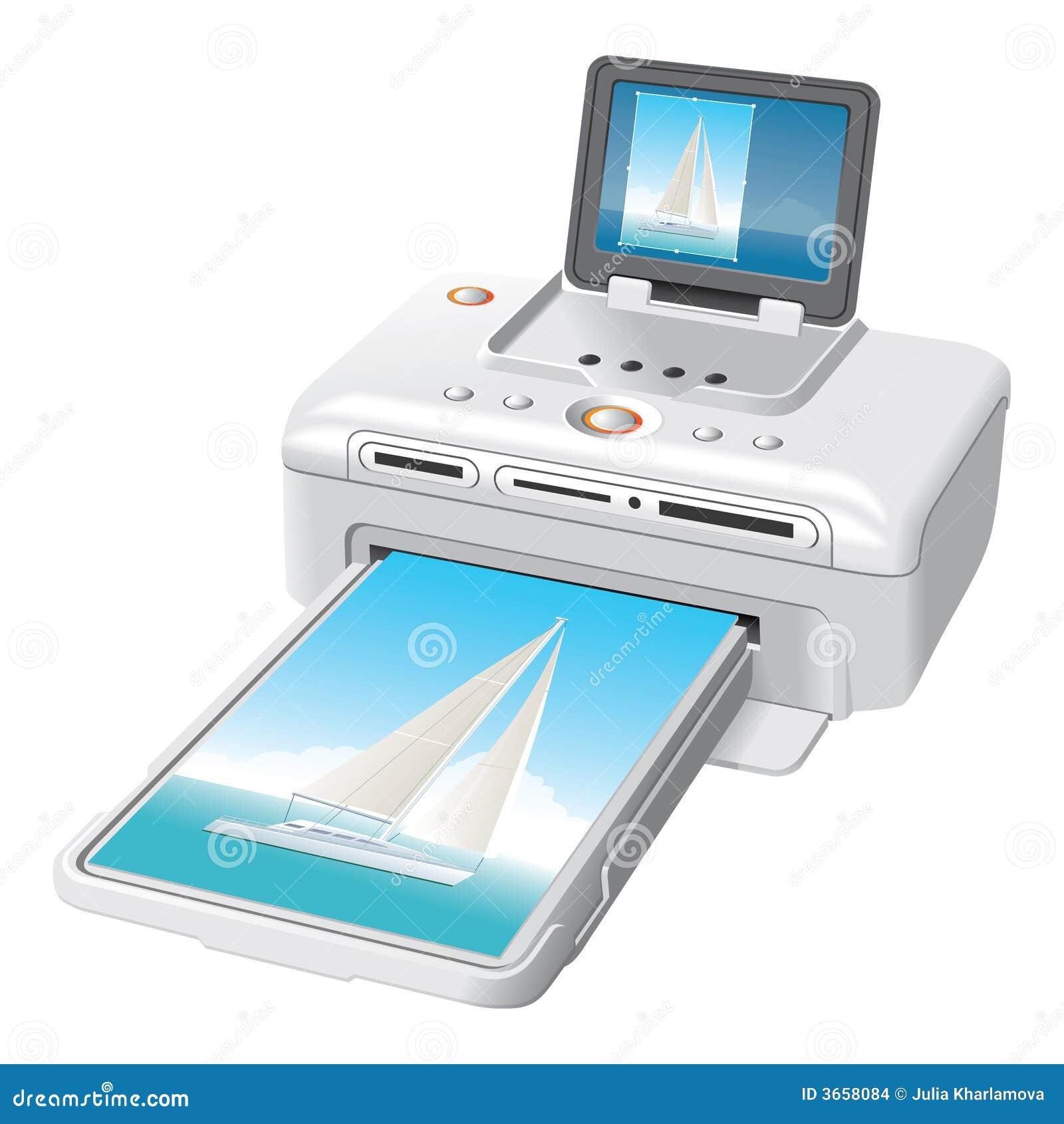 照片便携式打印机