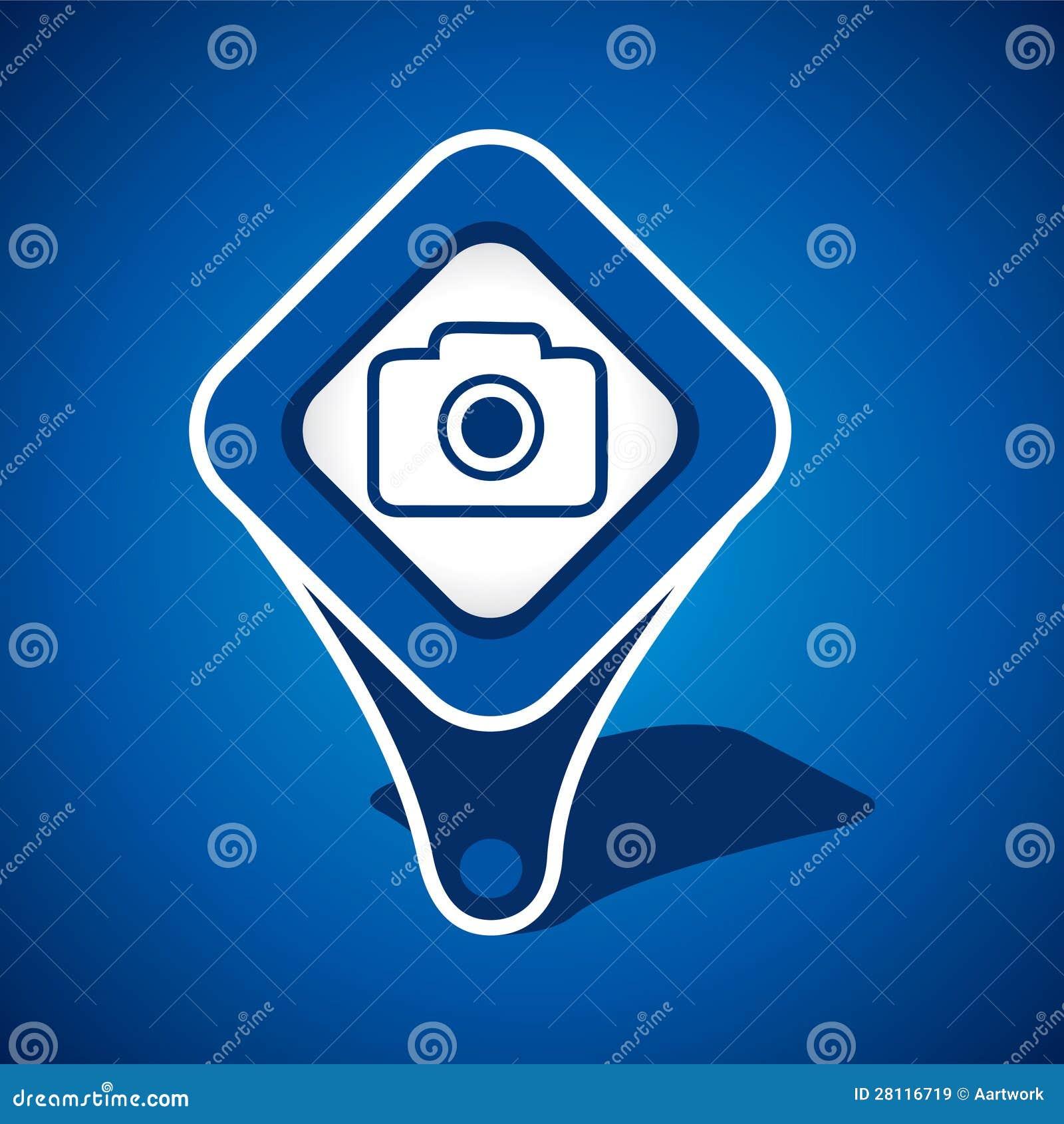照相机图标设计