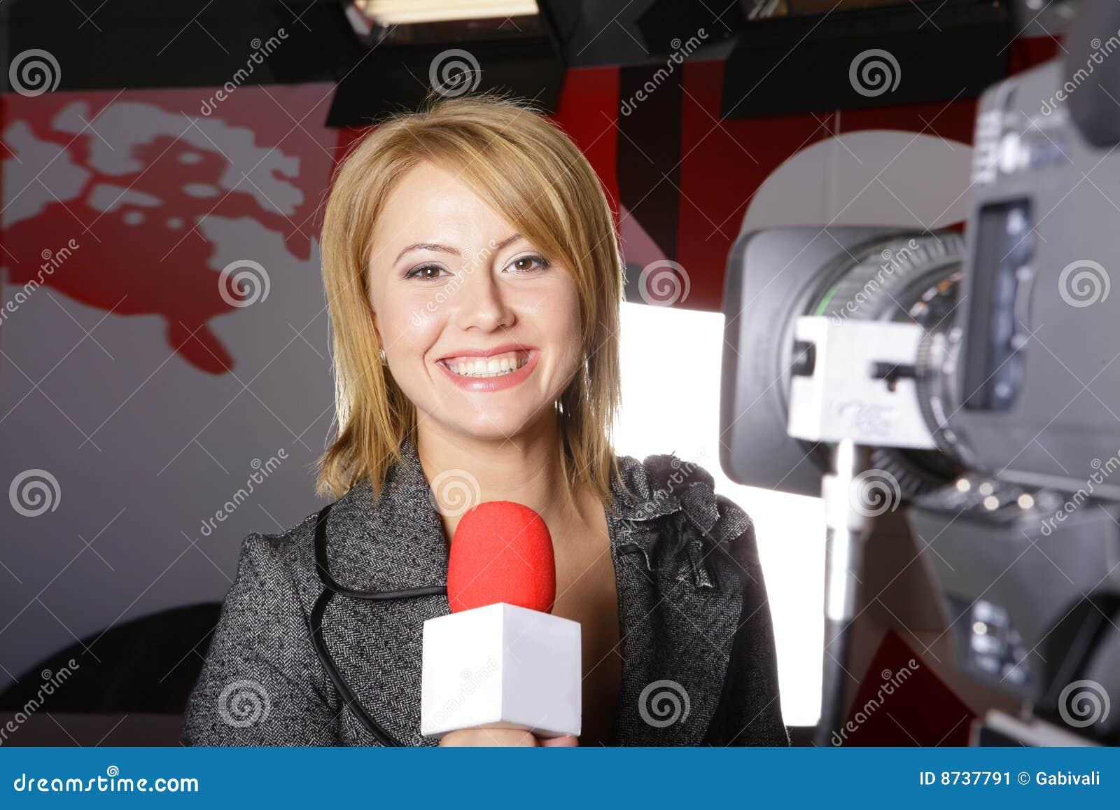 照相机新闻实际申报人电视录影