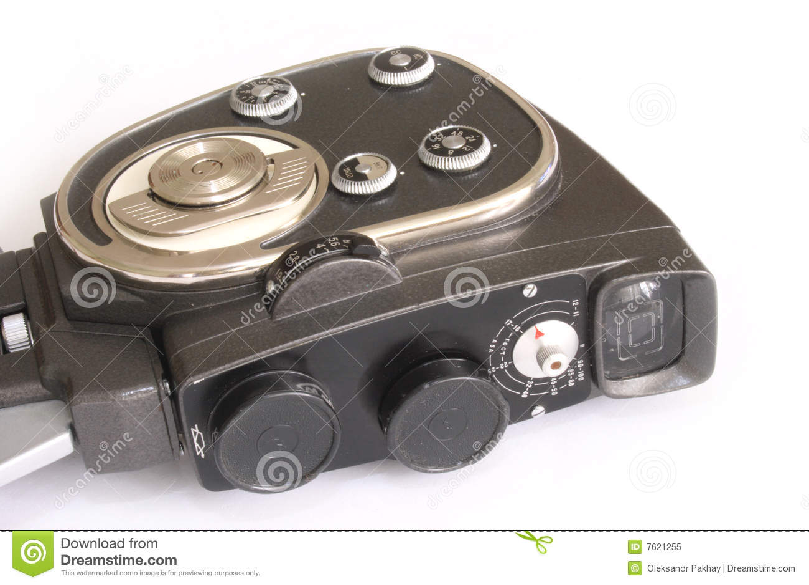 照相机电影