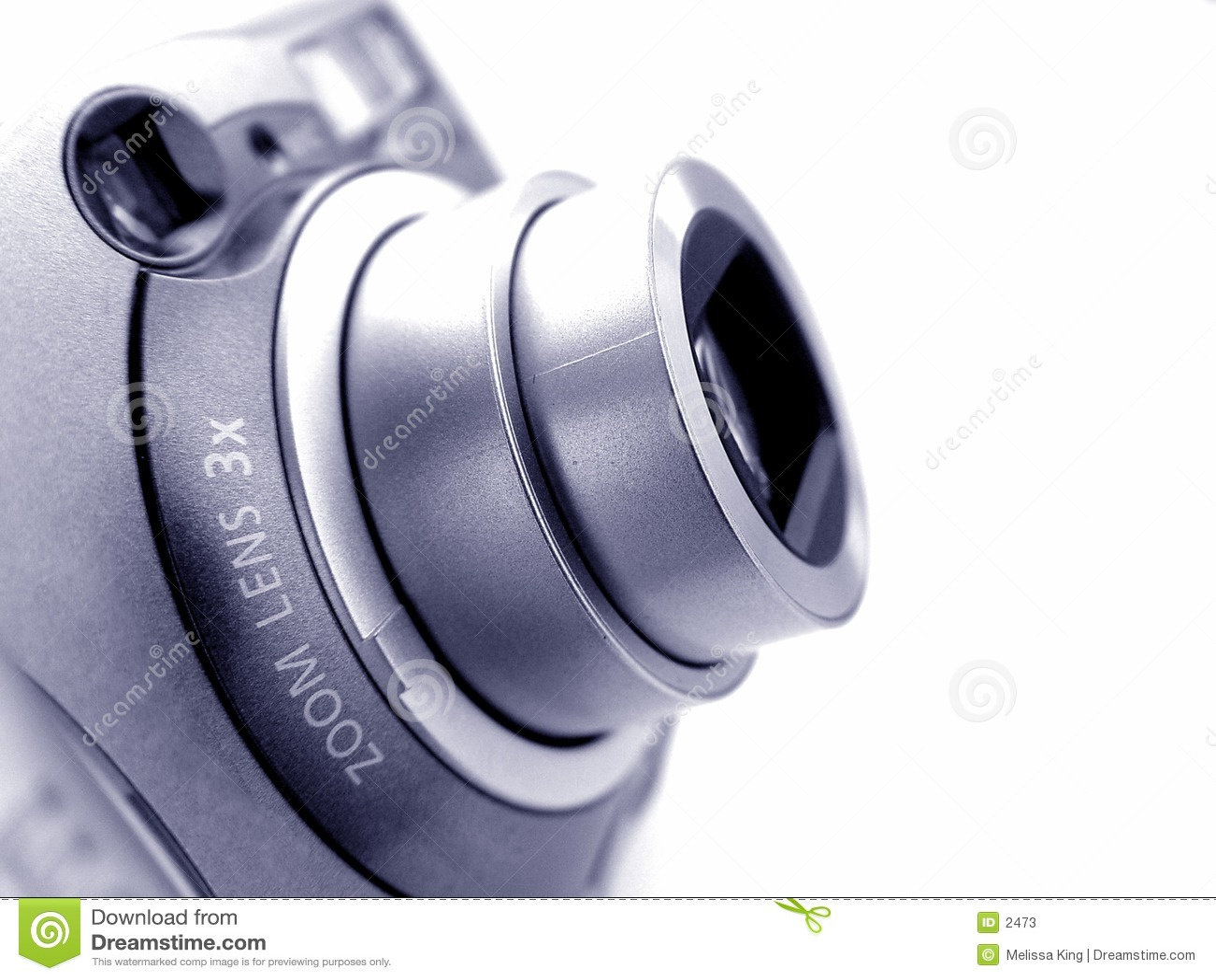 照相机len缩放