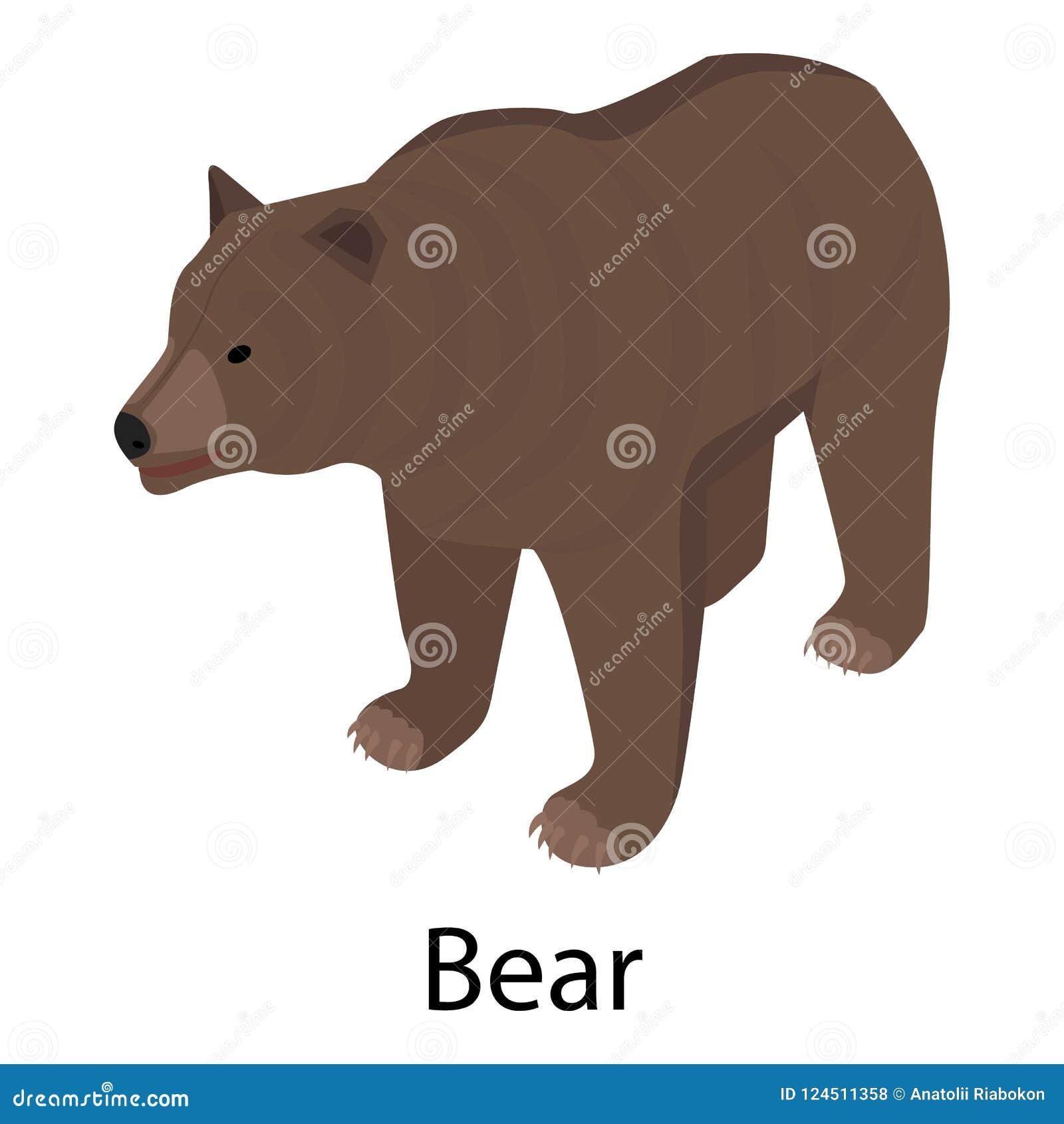 熊象,等量样式