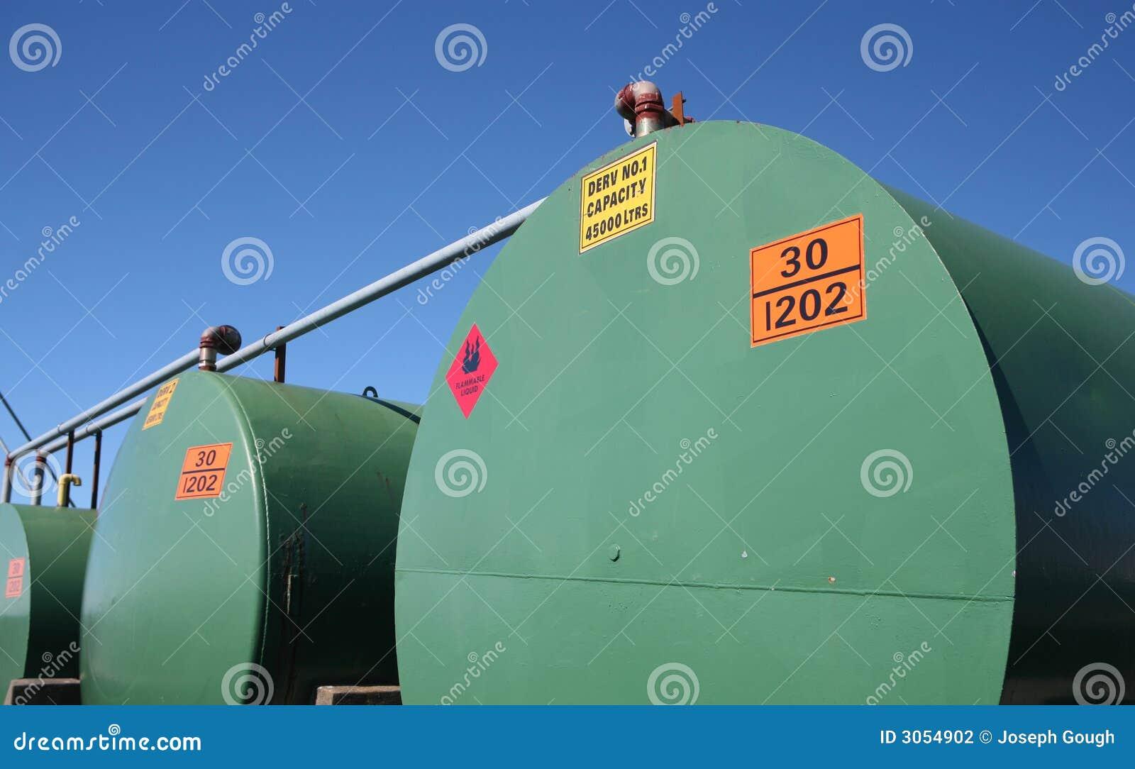 燃料贮存坦克