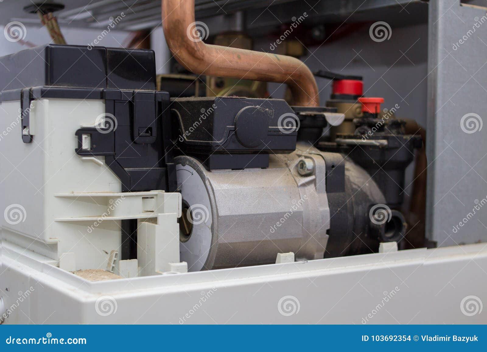 燃气锅炉设备