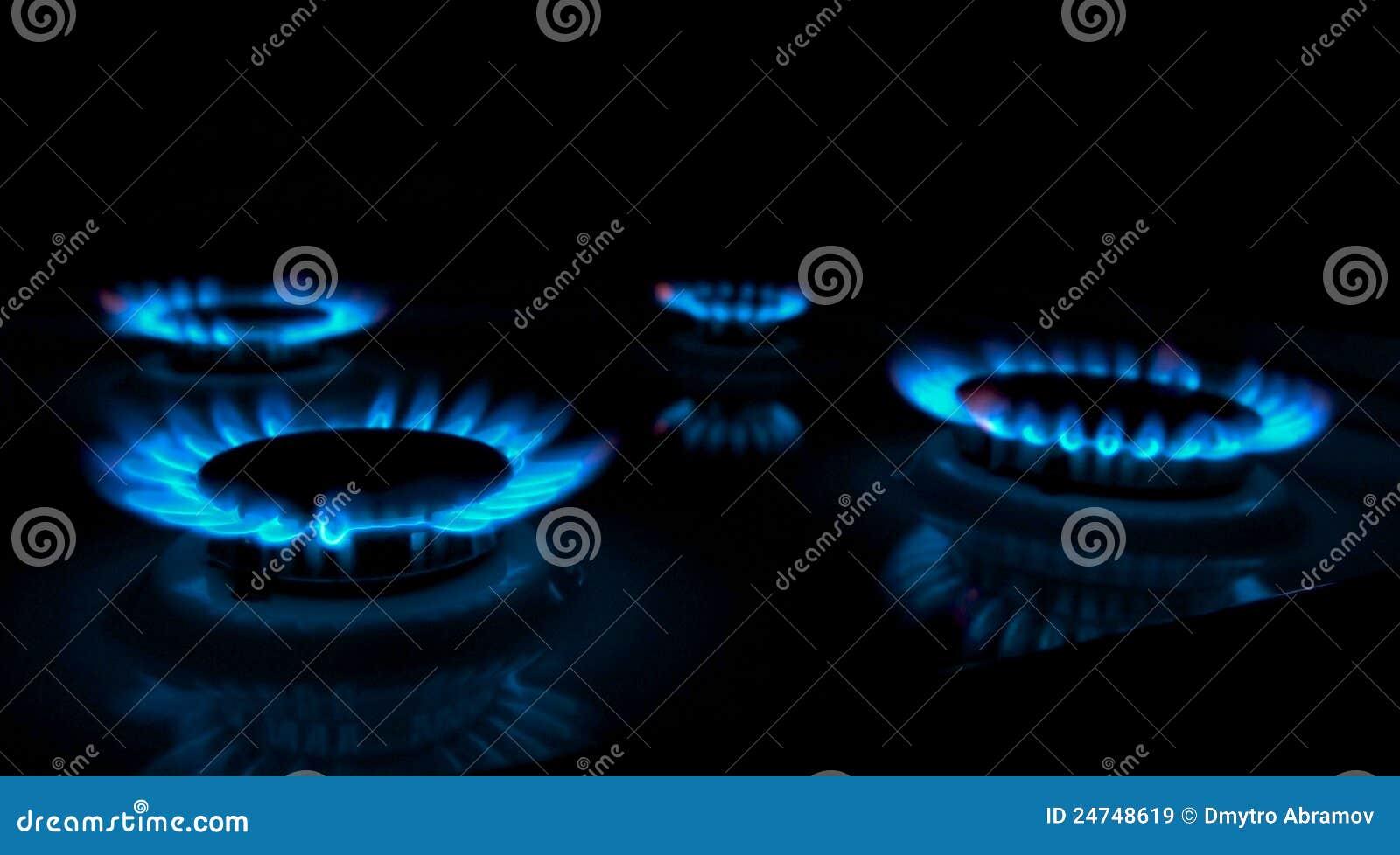 燃烧器气体