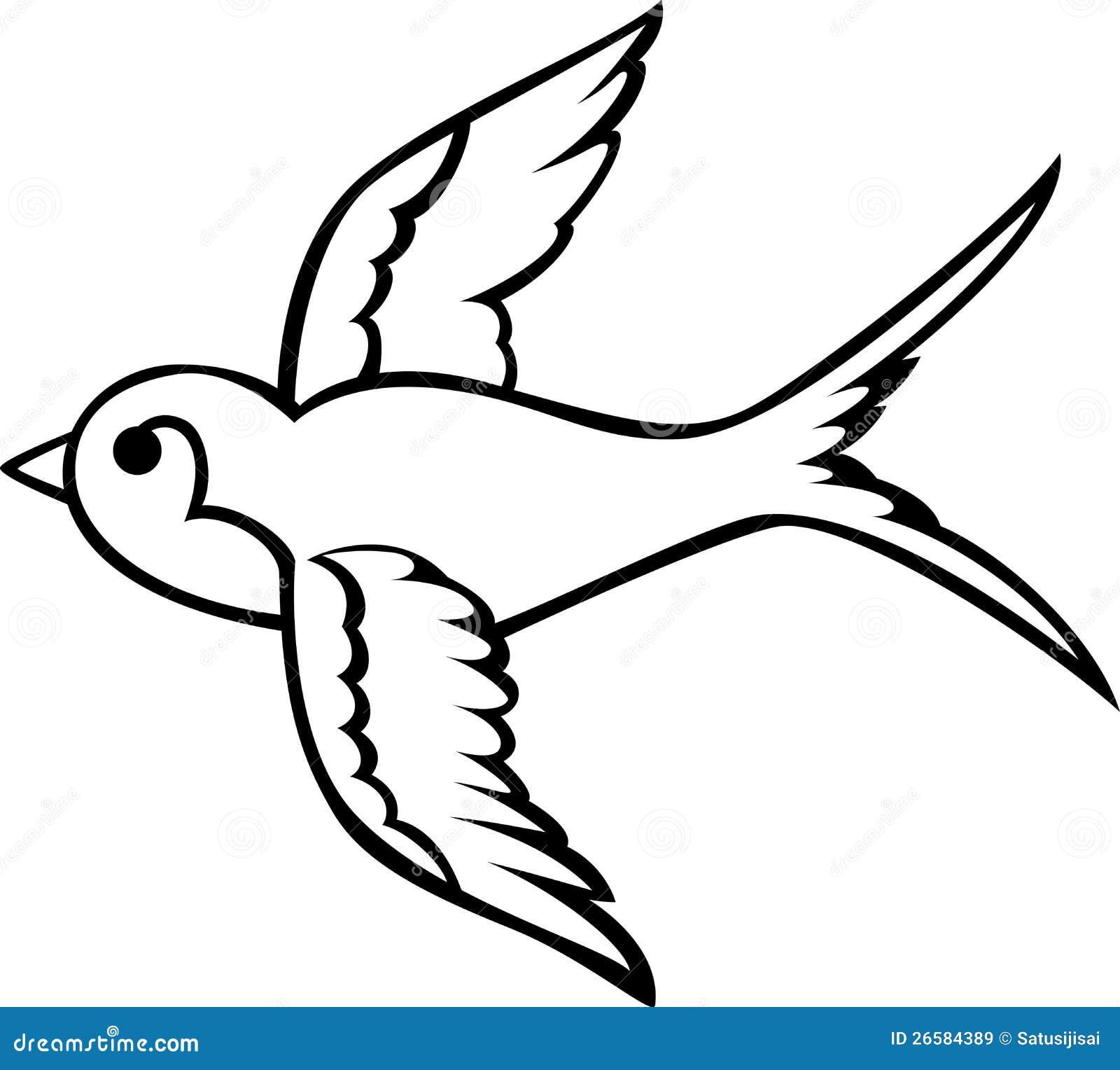 燕子纹身花刺 免版税库存图片 - 图片: 26584389图片