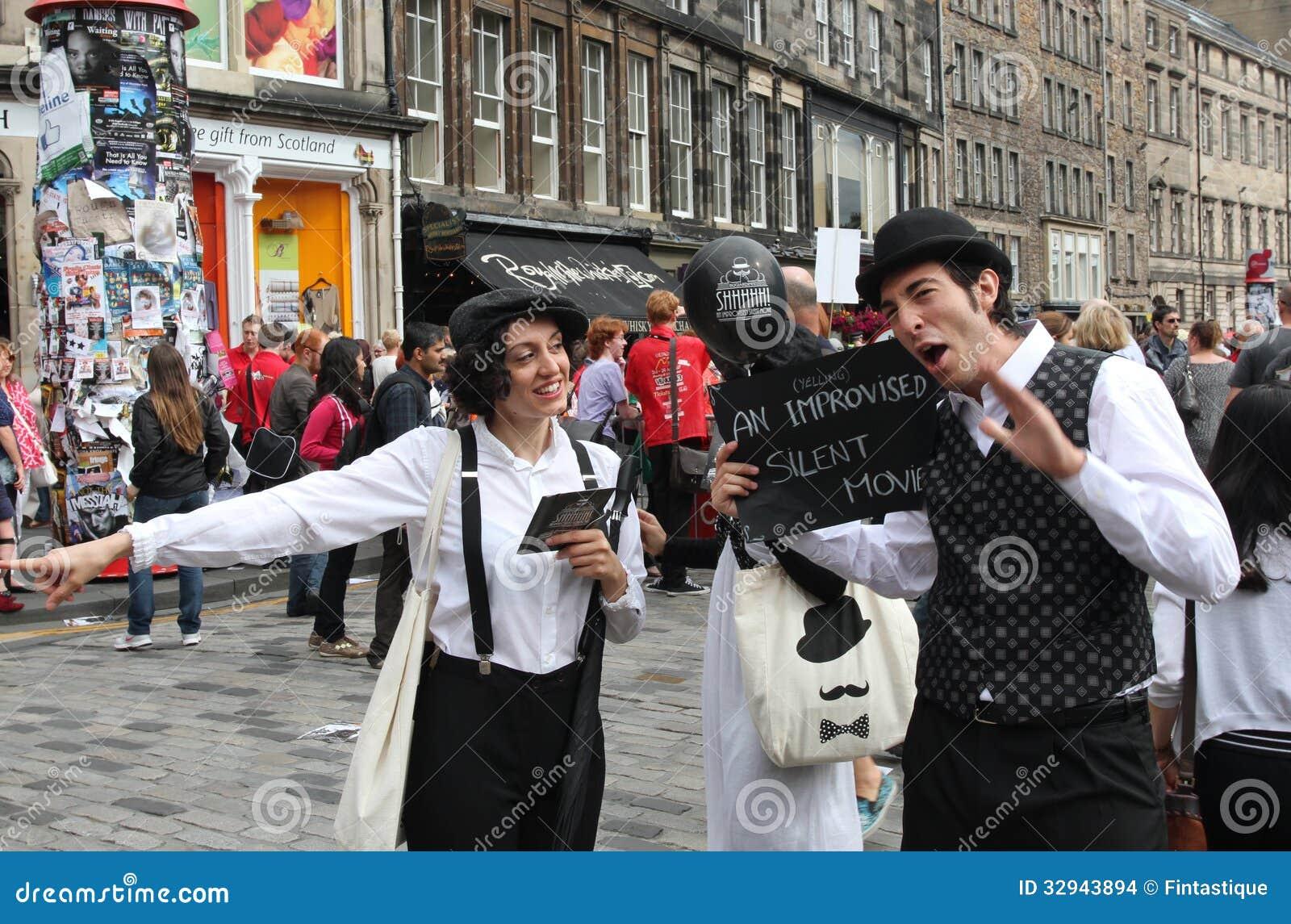 爱丁堡边缘节日2013年