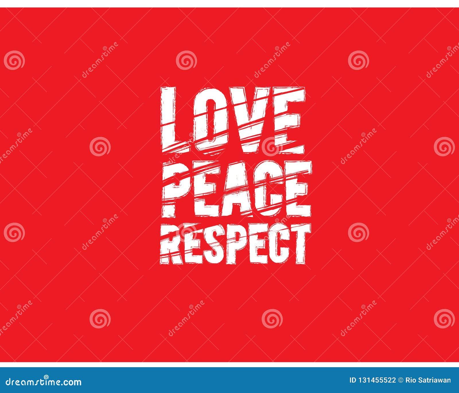爱和平尊敬象
