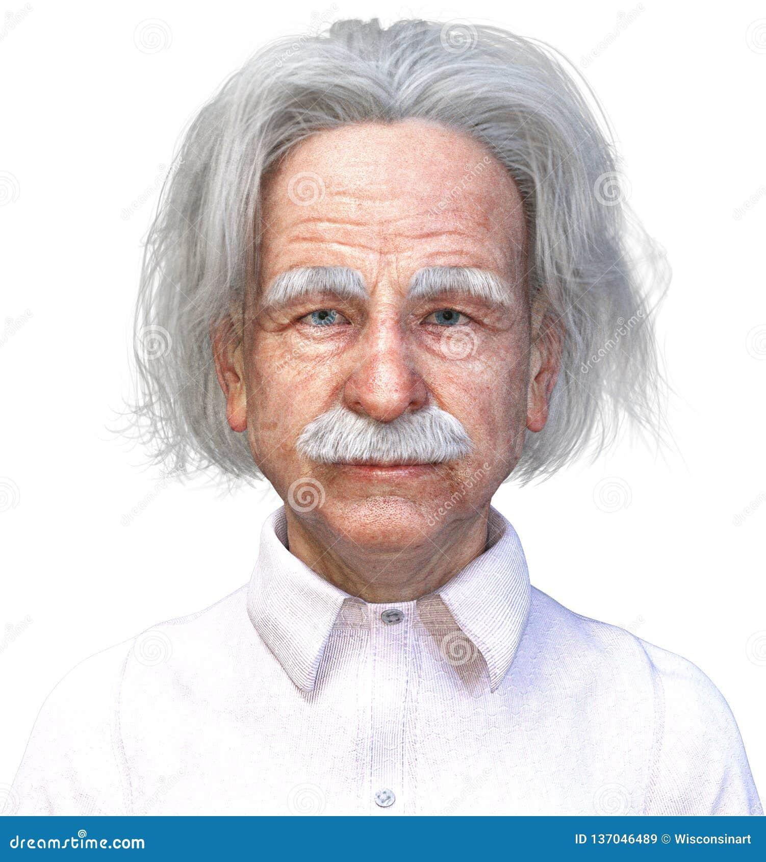 爱因斯坦科学家,科学,天才,隔绝了