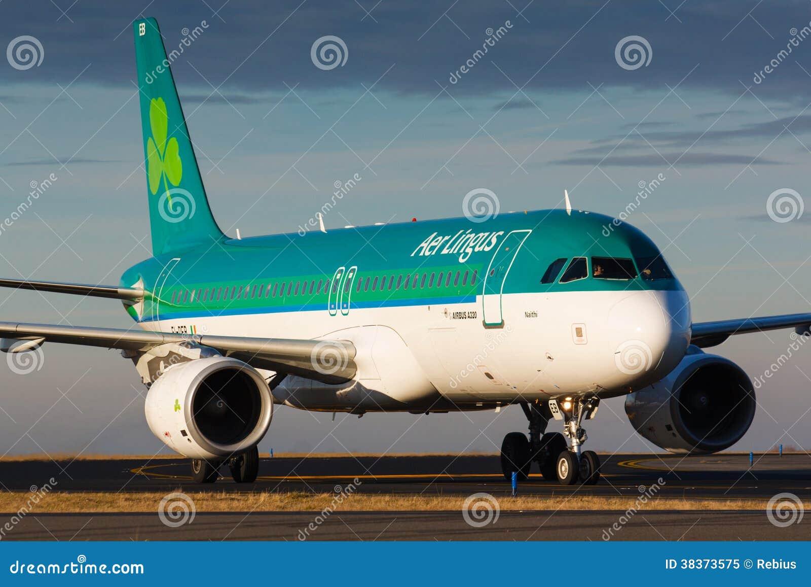 A20爱尔兰航空