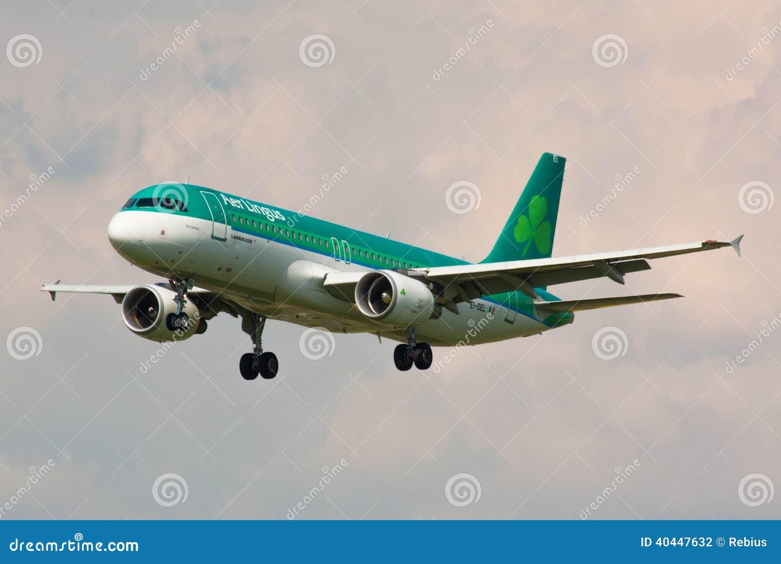 A320爱尔兰航空