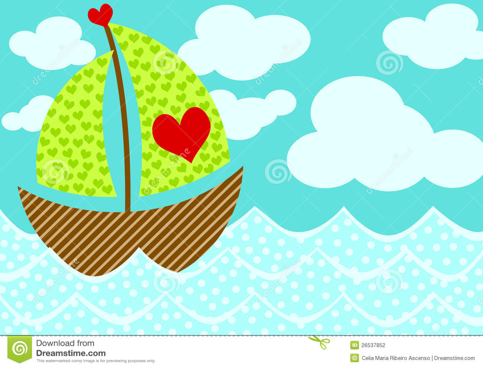 爱情小船小游戏_爱情船情人节看板卡