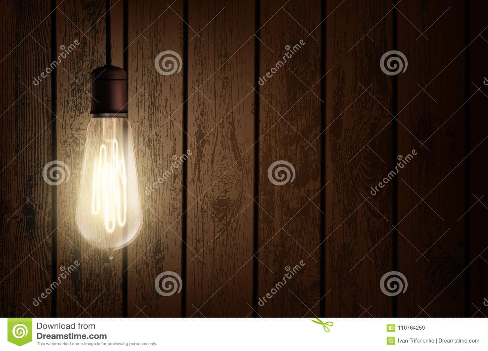 爱迪生电灯泡