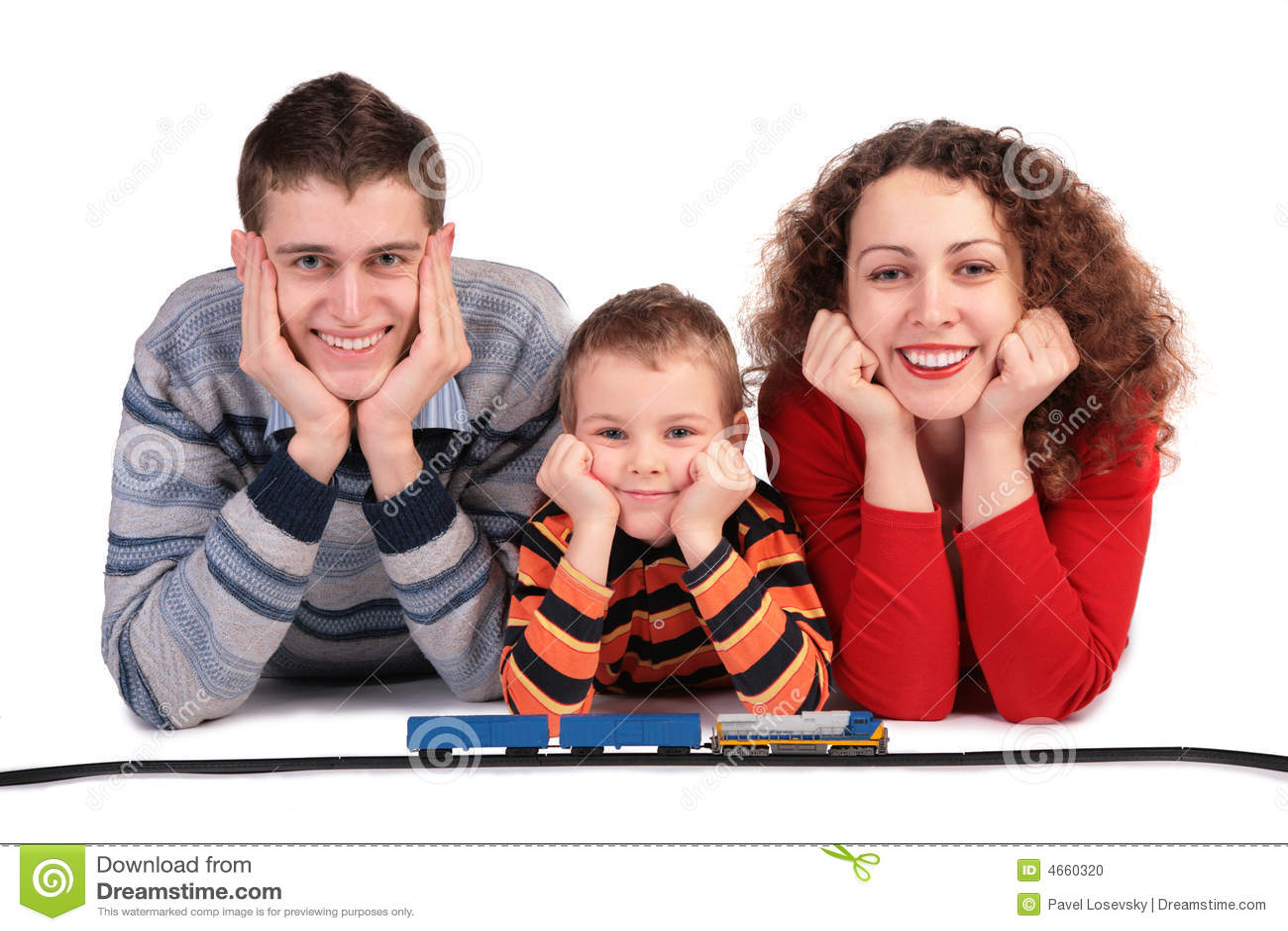 父项铁路儿子玩具