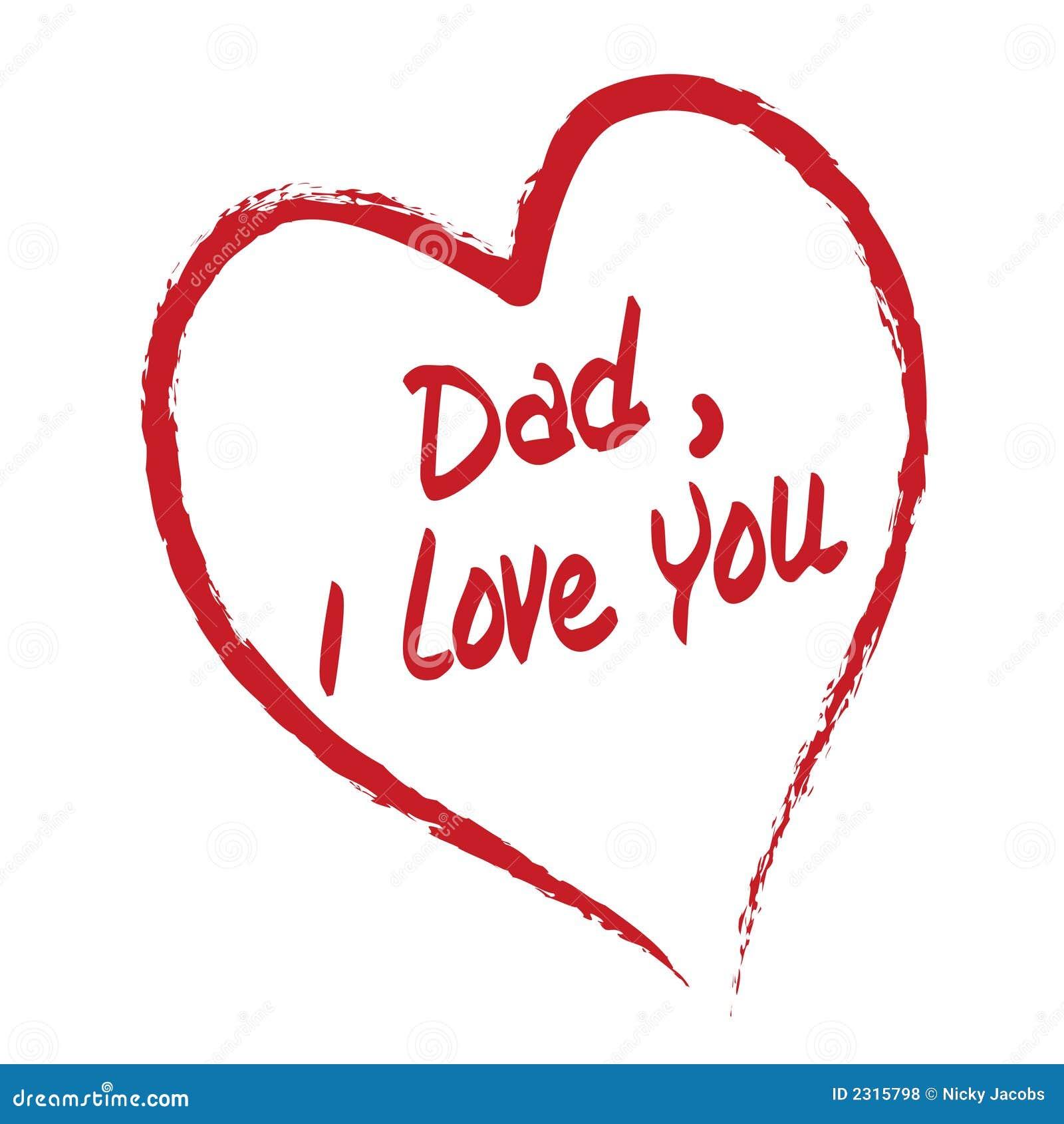 爸爸我爱你