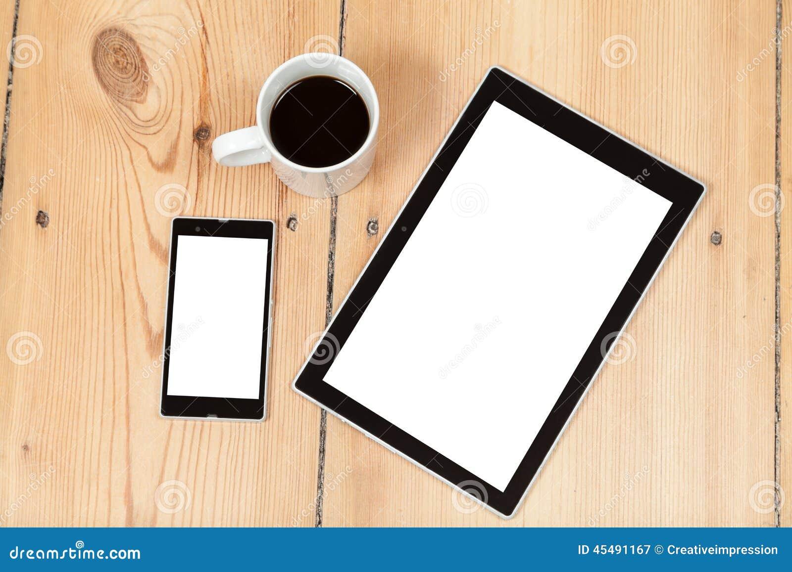 片剂和smartphone