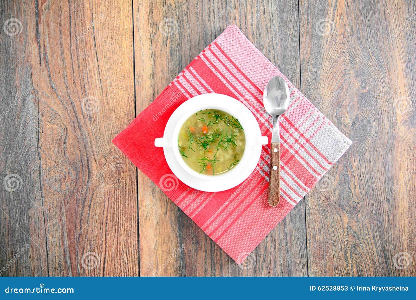 牌照汤菜白色