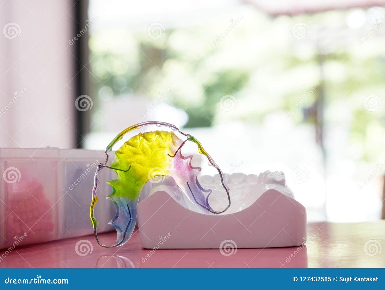 牙齿保留正牙学装置
