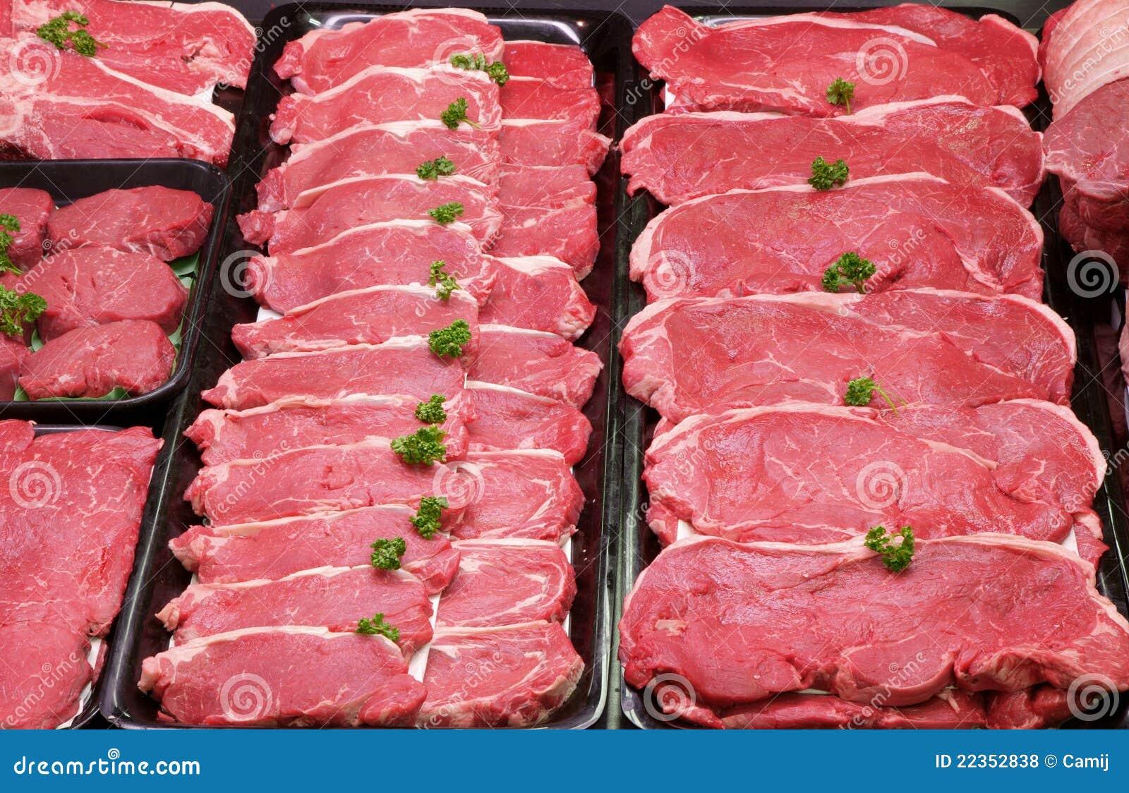 牛肉原始的牛排