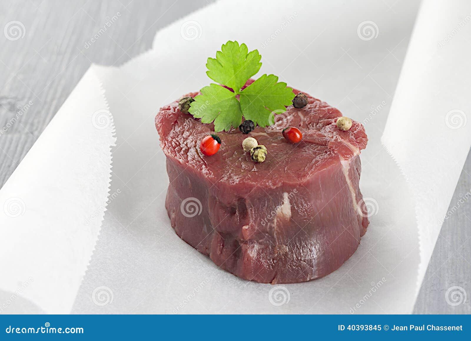 牛肉里脊肉牛排