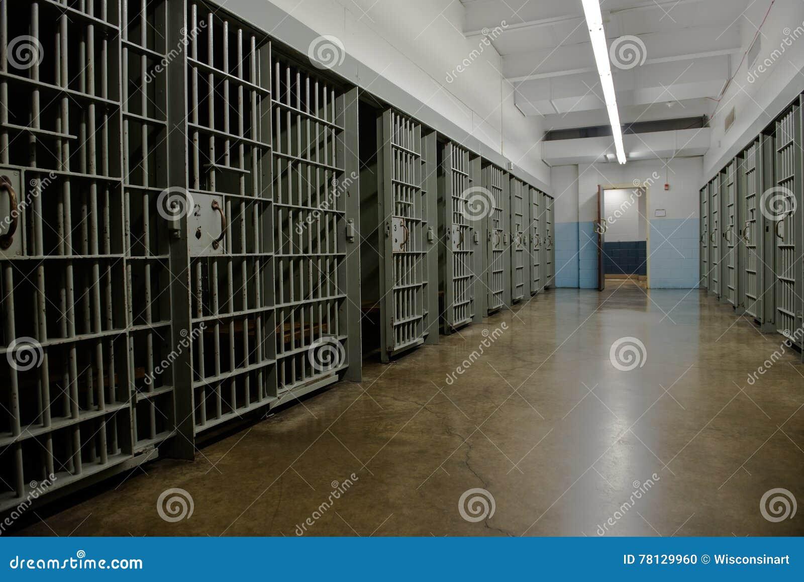 牢房,监狱,执法