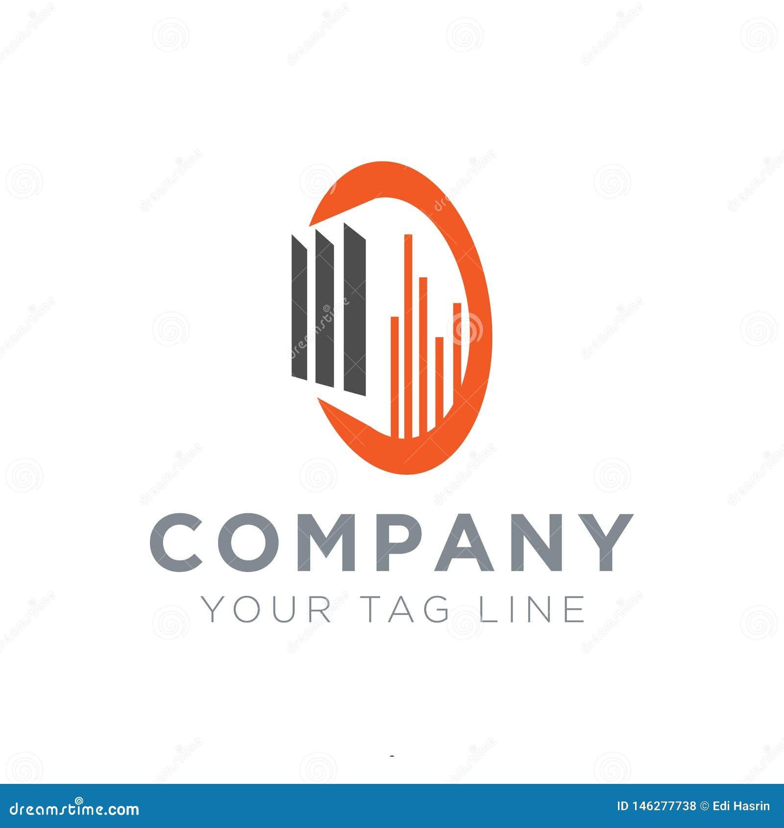 物产事务的商标与信件D和里面那里是一个修造的对象