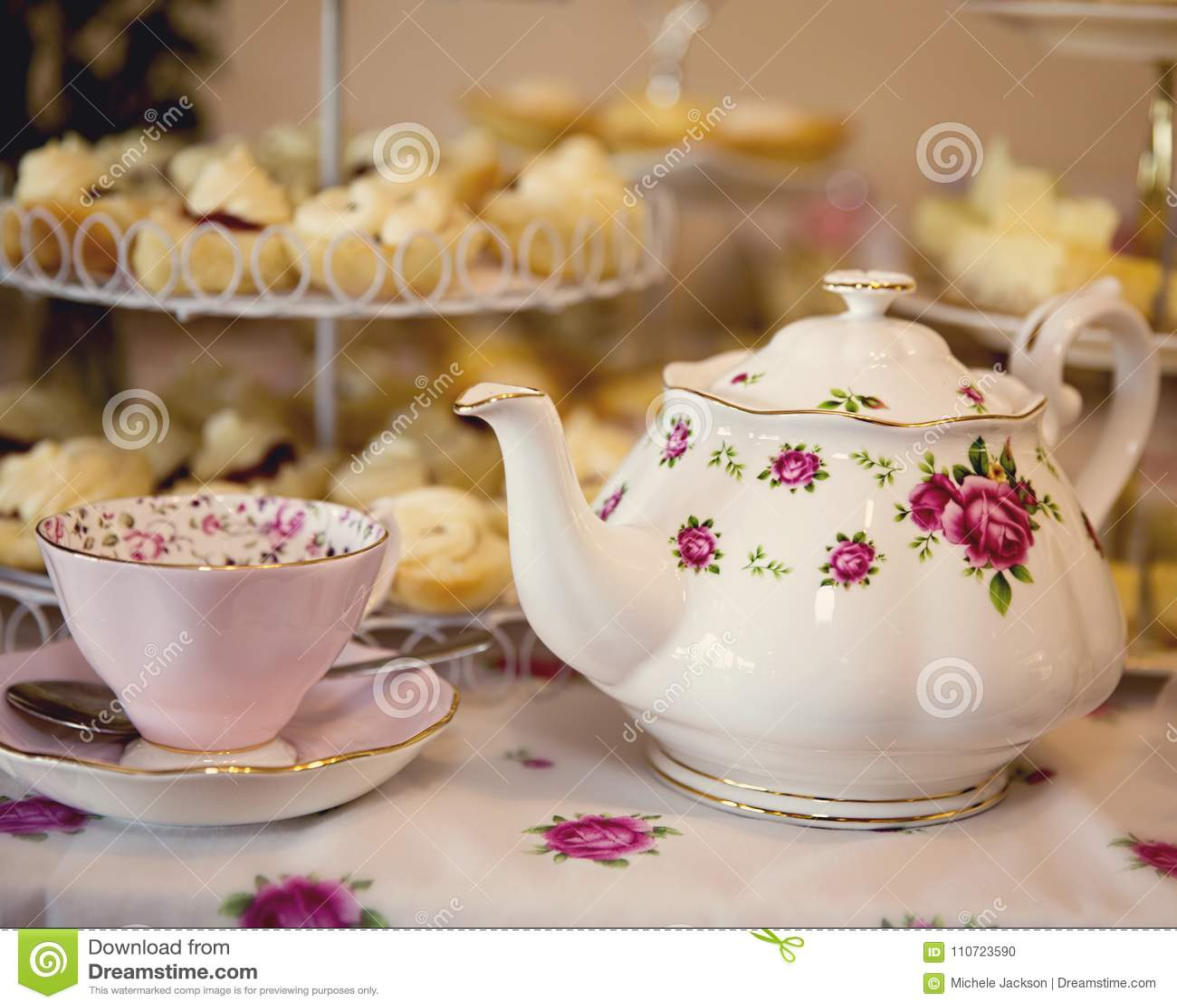 特殊场合的下午茶
