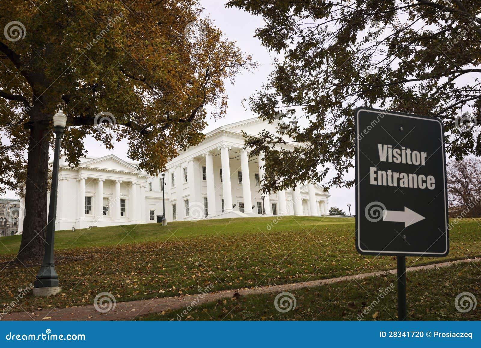 状态国会大厦大厦在里士满, VA