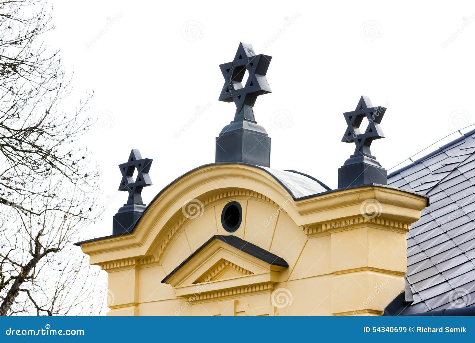 犹太教堂, Trebic