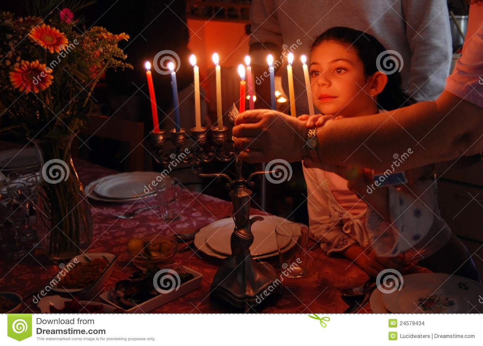 犹太节假日光明节