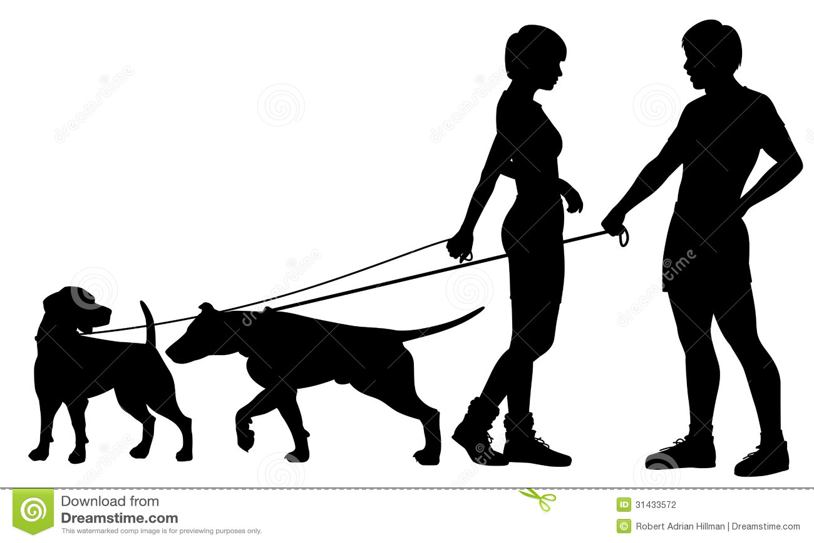 狗和人�y�'��)�al�����:)�h�_download 狗人聊天 向量例证.