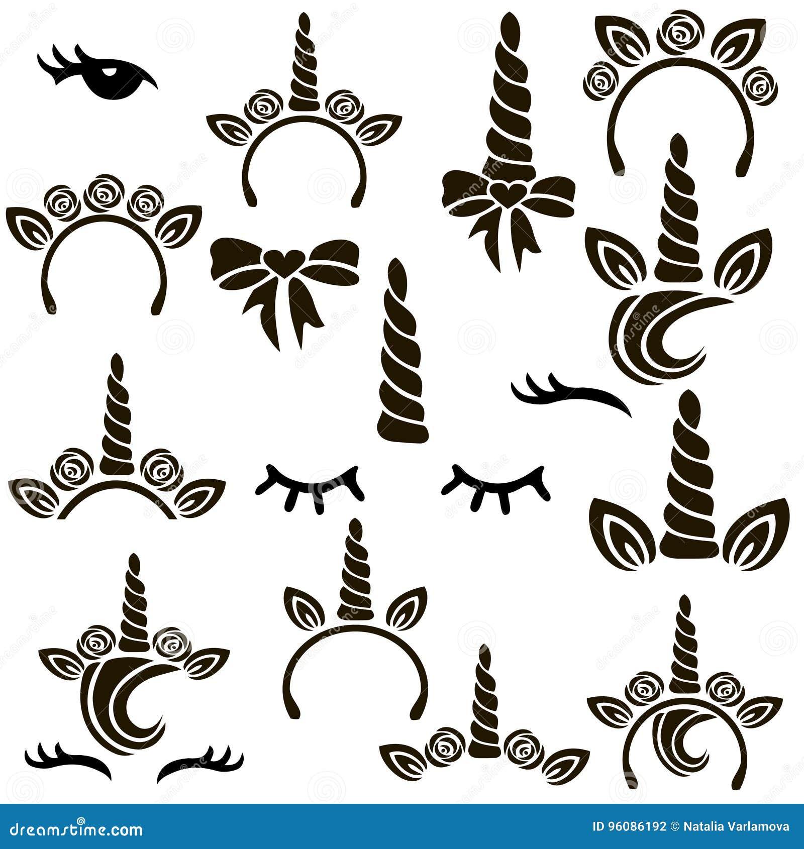独角兽符号集