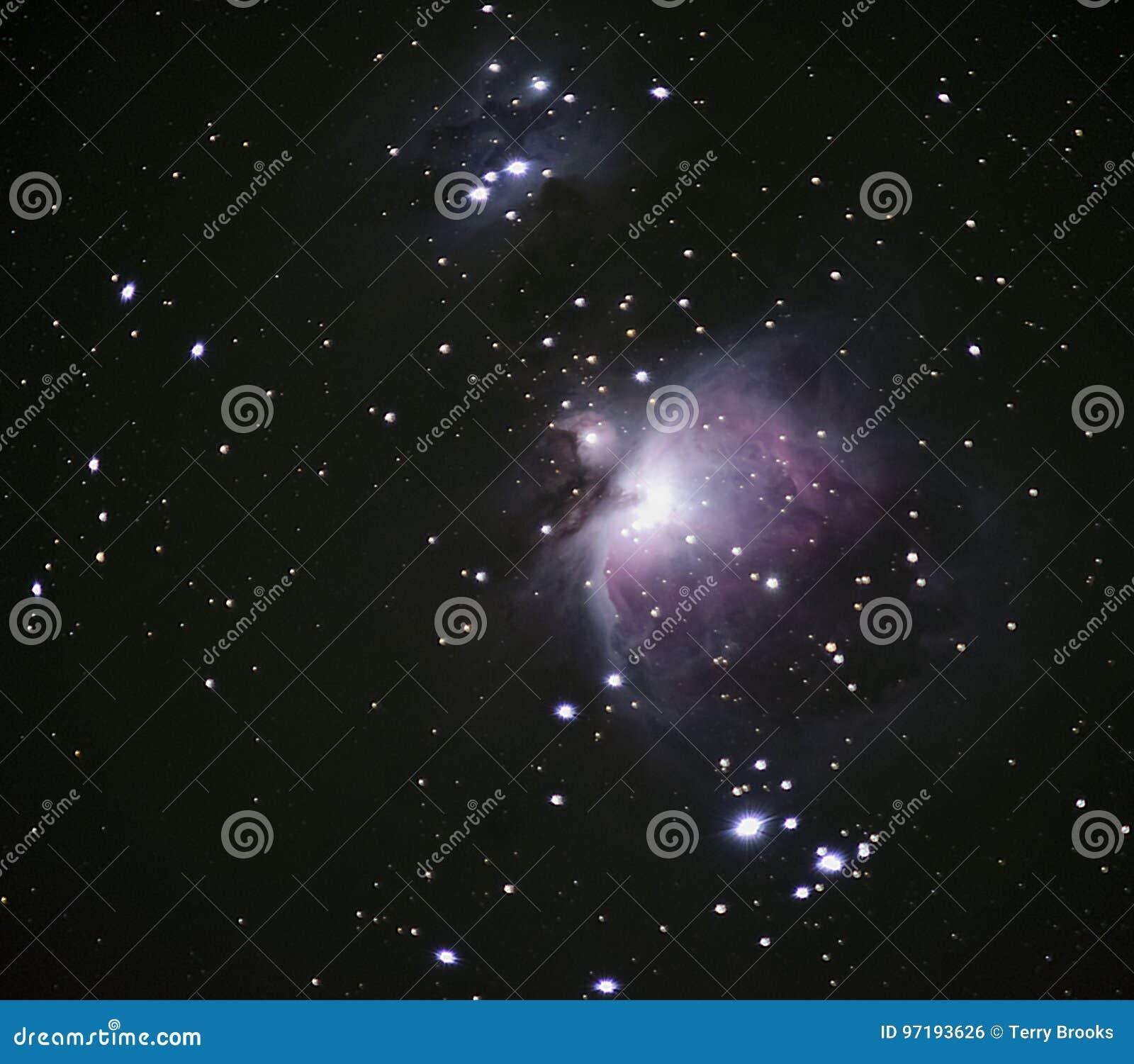 猎户星座星云
