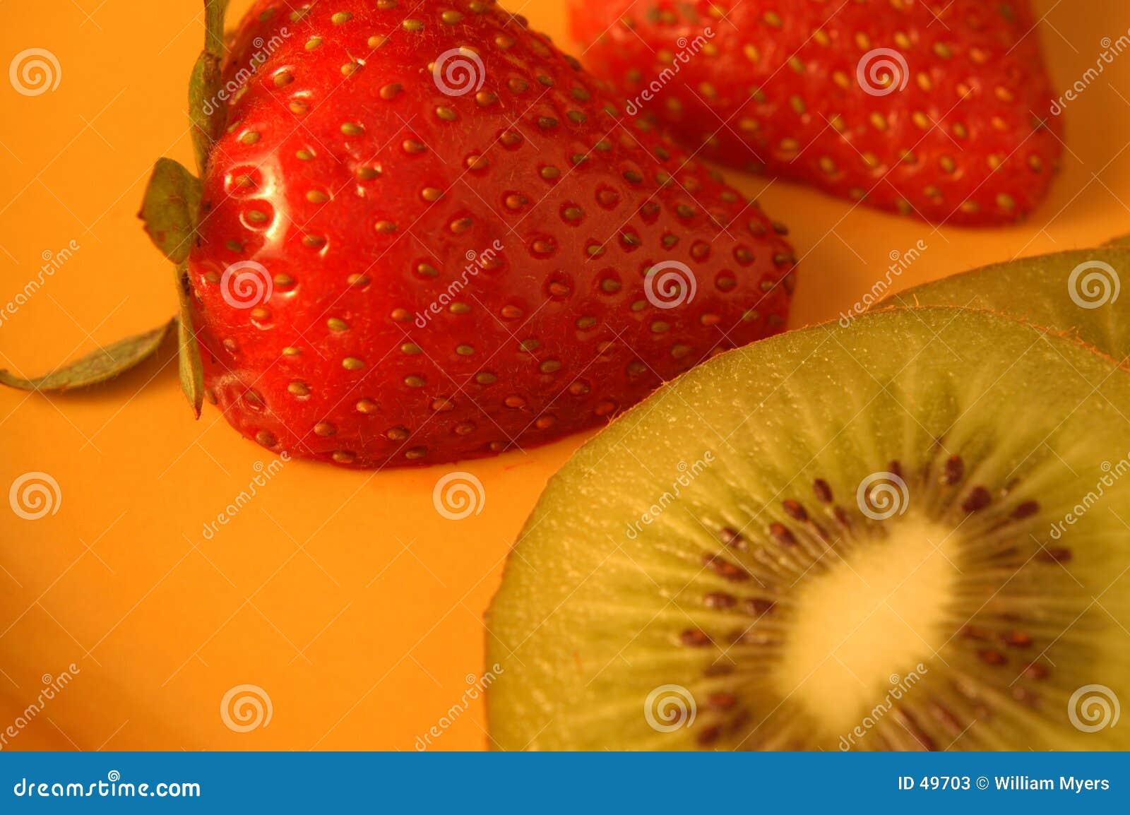 猕猴桃草莓