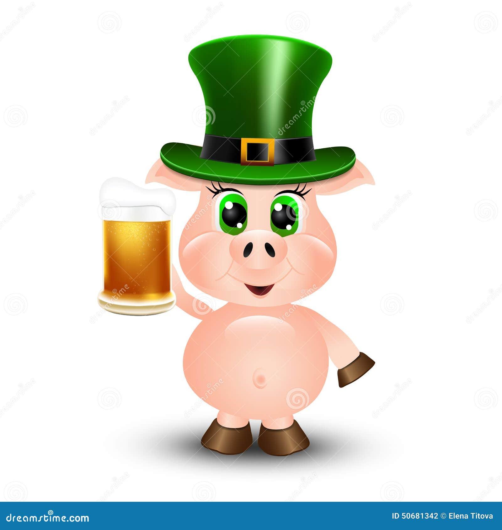 Download 猪用啤酒 向量例证. 插画 包括有 照片, 用餐, 酒精, 数字式, 杯子, 贪心, 附庸风雅, 设计, 重新包装 - 50681342